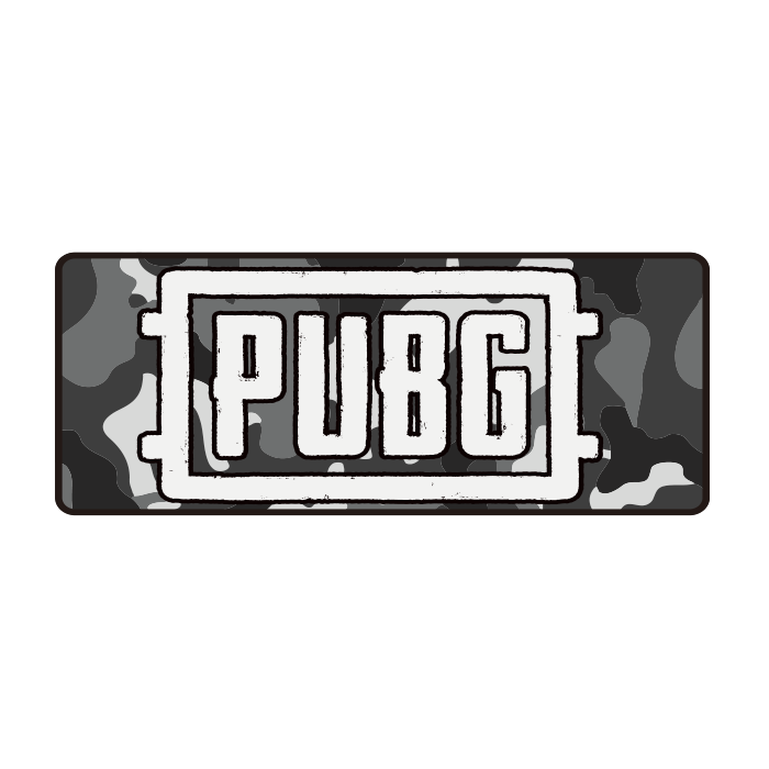 Pubg Camo Pattern Rubber Wappen Super Play
